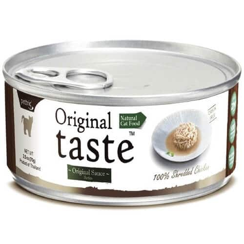 Купить Pettric Original Taste консервы с курицей для кошек в дискаунтере товаров для животных Крокодильчик