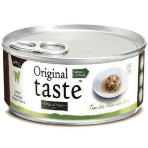 Купить Pettric Original Taste консервы с тунцом и креветками для кошек в дискаунтере товаров для животных Крокодильчик