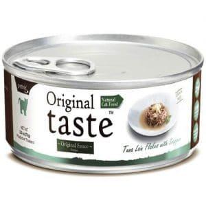 Купить консервы Pettric Original Taste с тунцом и люцианом для кошек в дискаунтере товаров для животных Крокодильчик