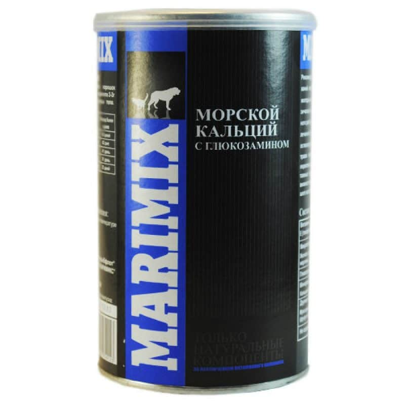 Маримикс Marimix Сеньор с глюкозамином, 250 г купить в дискаунтере товаров для животных Крокодильчик в Москве