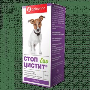Стоп-Цистит Био Суспензия для собак, 50 мл купить в дискаунтере товаров для животных Крокодильчик