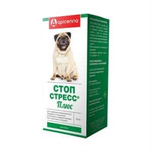 Стоп-Стресс Плюс капли для собак, 50 мл купить в дискаунтере товаров для животных Крокодильчик
