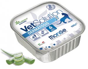 Monge VetSolution Cat диета Dermatosis консервы для кошек, 100 г купить в дискаунтере товаров для животных Крокодильчик