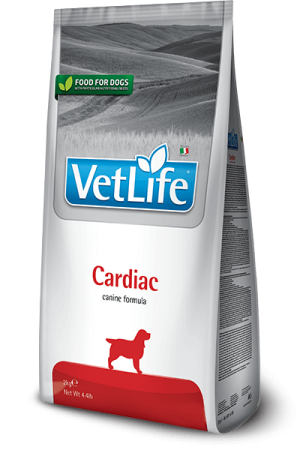 Farmina Vet Life Dog Cardiac купить в дискаунтере товаров для животных Крокодильчик в Москве