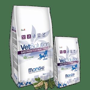 Monge VetSolution диета для щенков Puppy Gastrointestinal купить в дискаунтере товаров для животных Крокодильчик