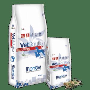 Monge VetSolution Dog диета Cardiac купить в дискаунтере товаров для животных Крокодильчик