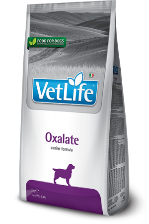 Farmina Vet Life Dog Oxalate купить в дискаунтере товаров для животных Крокодильчик в Москве
