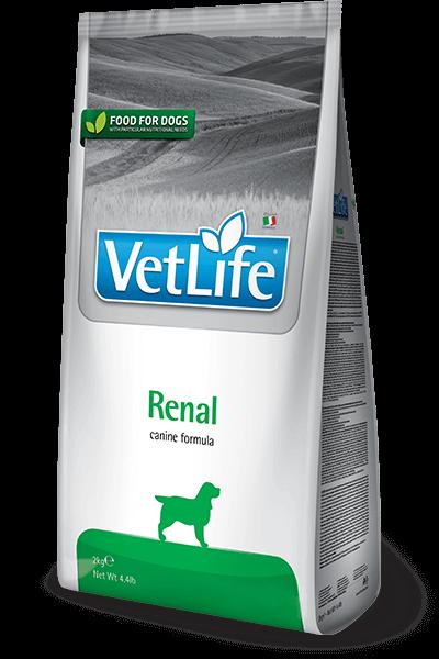 Farmina Vet Life Dog Renal купить в дискаунтере товаров для животных Крокодильчик в Москве