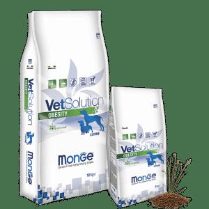 Monge VetSolution Dog диета Obesity купить в дискаунтере товаров для животных Крокодильчик
