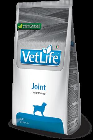 Farmina Vet Life Canine Joint диетическое питание для собак при заболеваниях опорно-двигательного аппарата купить в дискаунтере товаров для животных Крокодильчик