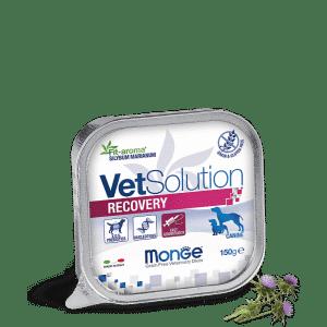Monge VetSolution Dog диета Recovery консервы для собак, 150 г купить в дискаунтере товаров для животных Крокодильчик