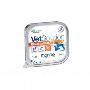 Monge VetSolution Dog диета Renal and Oxalate консервы для собак, 150 г купить в дискаунтере товаров для животных Крокодильчик