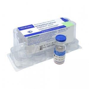 Virbac Рабиген моно вакцина для профилактики бешенства собак и кошек купить в дискаунтере товаров для животных Крокодильчик