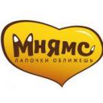 """Корма для домашних животных Мнямс можно приобрести в нашем интернет-дискаунтере """"Крокодильчик"""" в Москве и доставкой по всей России"""